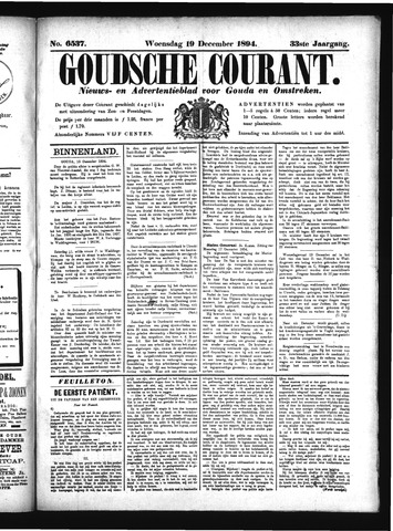 Goudsche Courant 1894-12-19