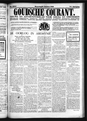 Goudsche Courant 1935-10-21