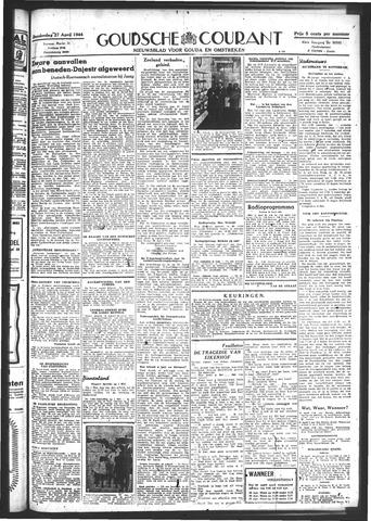 Goudsche Courant 1944-04-27