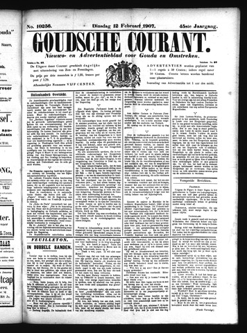 Goudsche Courant 1907-02-12