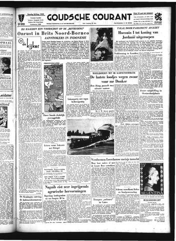 Goudsche Courant 1952-08-12