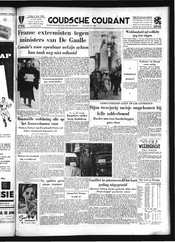 Goudsche Courant 1958-06-06