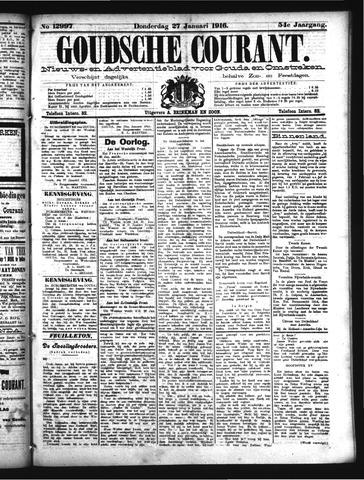 Goudsche Courant 1916-01-27
