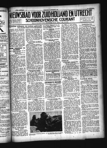Schoonhovensche Courant 1942-09-16