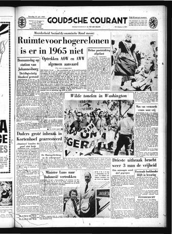 Goudsche Courant 1964-07-25