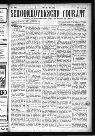 Schoonhovensche Courant 1923-05-04