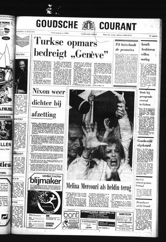 Goudsche Courant 1974-07-27