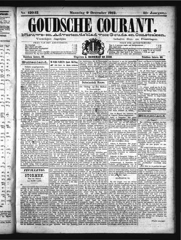 Goudsche Courant 1912-12-09