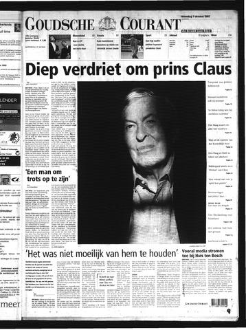 Goudsche Courant 2002-10-07