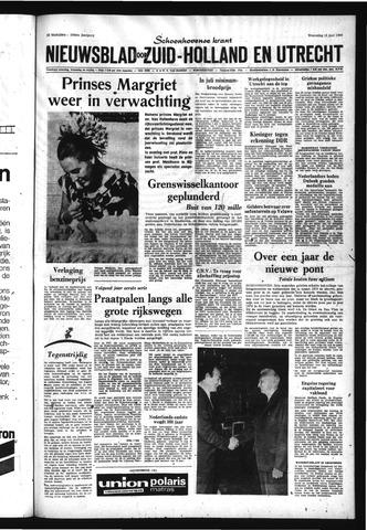 Schoonhovensche Courant 1969-06-18