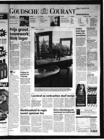 Goudsche Courant 2004-09-17