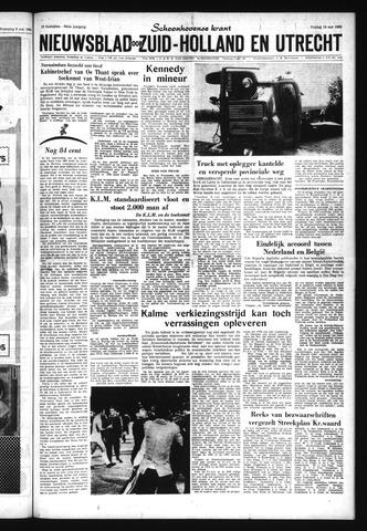 Schoonhovensche Courant 1963-05-10