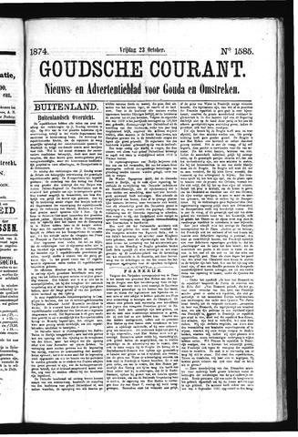 Goudsche Courant 1874-10-23