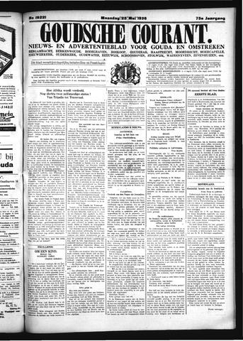 Goudsche Courant 1936-05-25