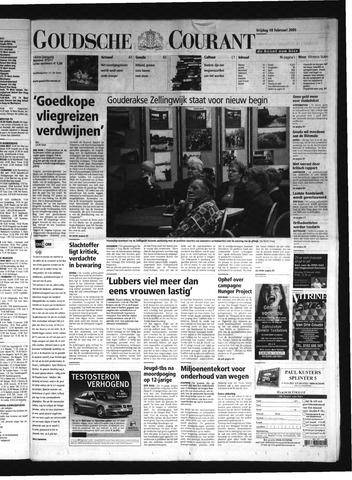 Goudsche Courant 2005-02-18