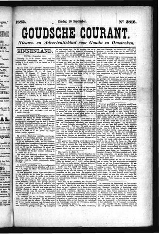 Goudsche Courant 1882-09-10
