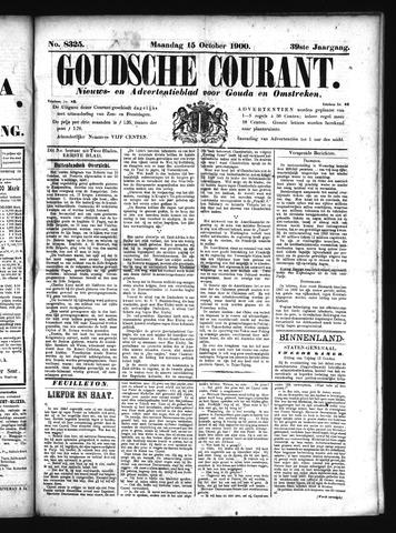 Goudsche Courant 1900-10-15