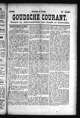 Goudsche Courant 1886-10-20