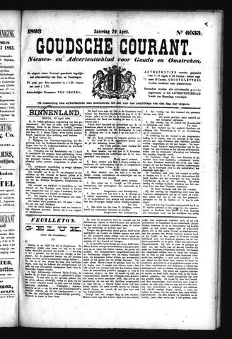 Goudsche Courant 1893-04-29