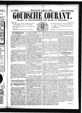 Goudsche Courant 1905-08-21