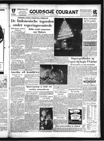 Goudsche Courant 1957-12-10