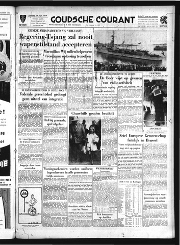 Goudsche Courant 1958-09-13
