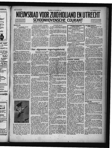 Schoonhovensche Courant 1947-11-10