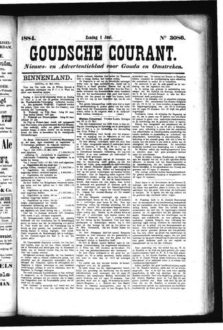 Goudsche Courant 1884-06-01