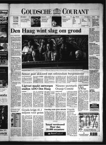 Goudsche Courant 2001-07-11