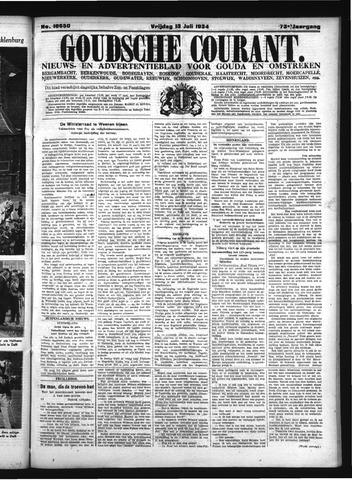 Goudsche Courant 1934-07-13