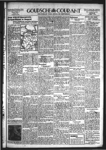 Goudsche Courant 1944-02-03