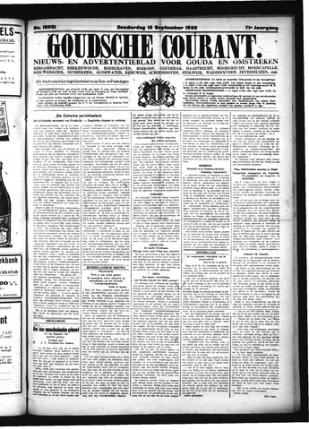 Goudsche Courant 1932-09-15