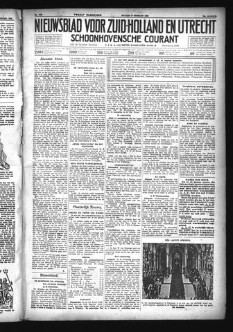 Schoonhovensche Courant 1933-02-17