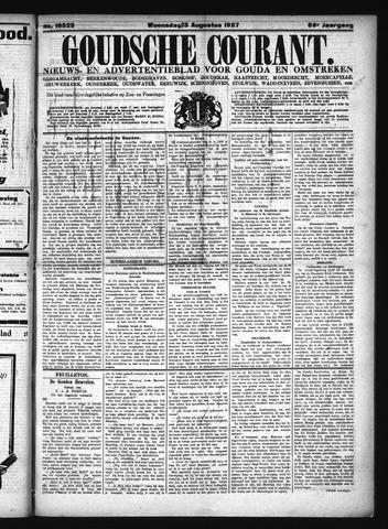 Goudsche Courant 1927-08-03