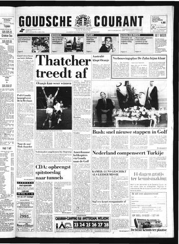 Goudsche Courant 1990-11-22