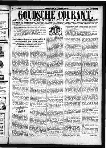 Goudsche Courant 1934-01-11