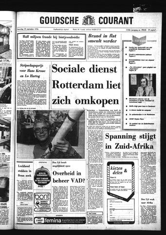 Goudsche Courant 1976-09-18