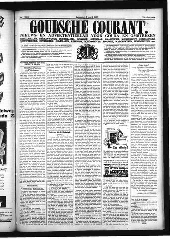 Goudsche Courant 1937-04-03