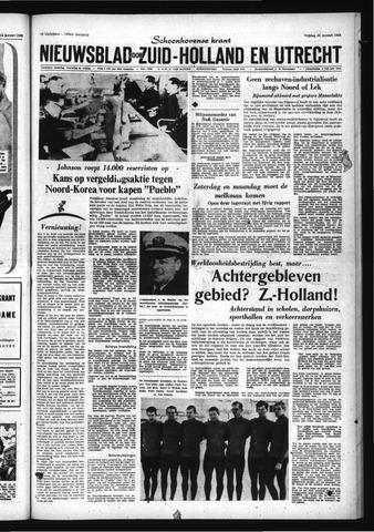 Schoonhovensche Courant 1968-01-26
