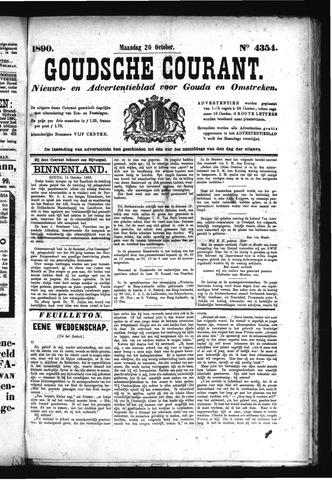Goudsche Courant 1890-10-20