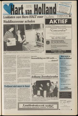 Hart van Holland 1992-02-05