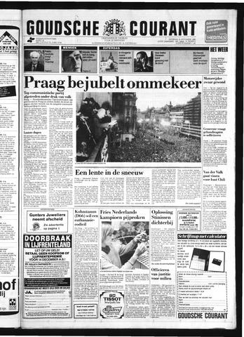 Goudsche Courant 1989-11-25