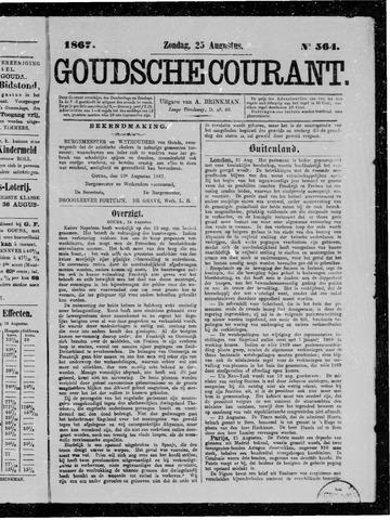 Goudsche Courant 1867-08-25