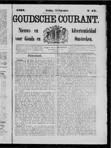 Goudsche Courant 1862-09-28
