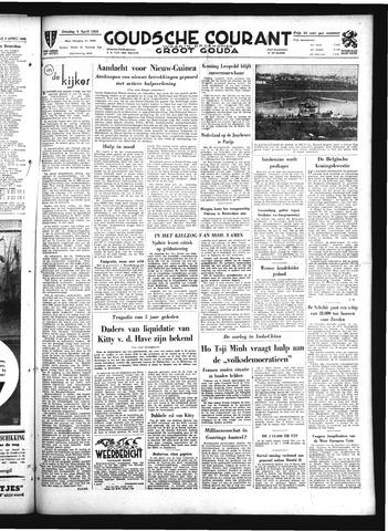 Goudsche Courant 1950-04-04