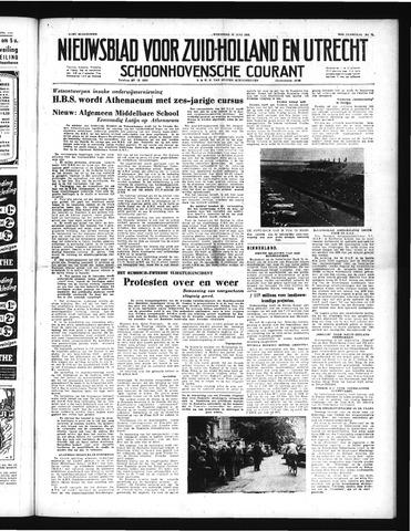 Schoonhovensche Courant 1952-06-18
