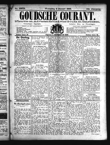 Goudsche Courant 1916-01-05
