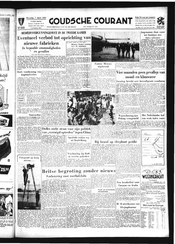 Goudsche Courant 1954-04-07