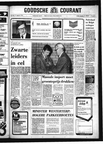 Goudsche Courant 1976-08-14