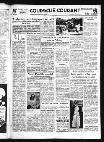 Goudsche Courant 1950-08-22